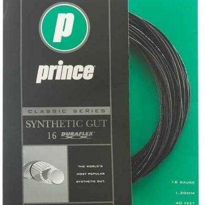 Prince Synthetic Duraflex Tennis String review