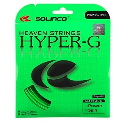 Solinco Hyper-G Heaven High Spin poly string