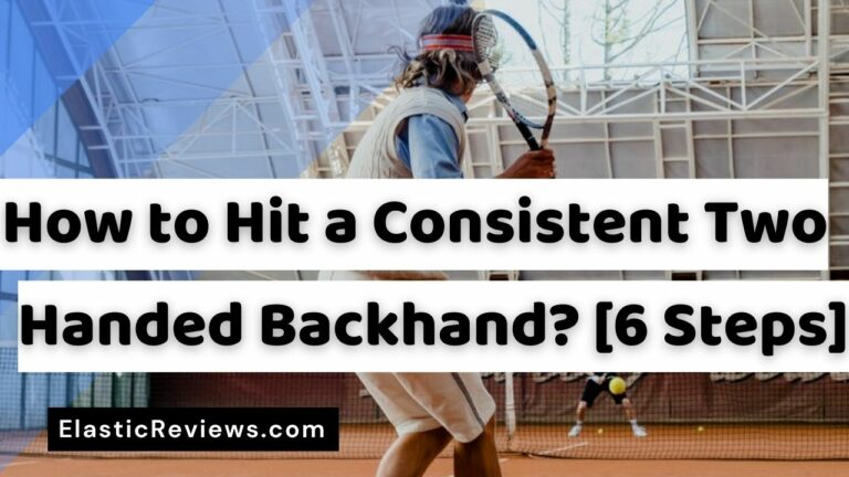 How to Hit a Consistent Two Handed Backhand